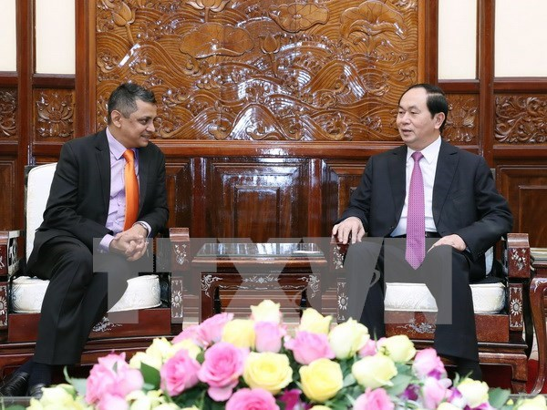 Indian TATA Group to expand investment in Vietnam hinh anh 1