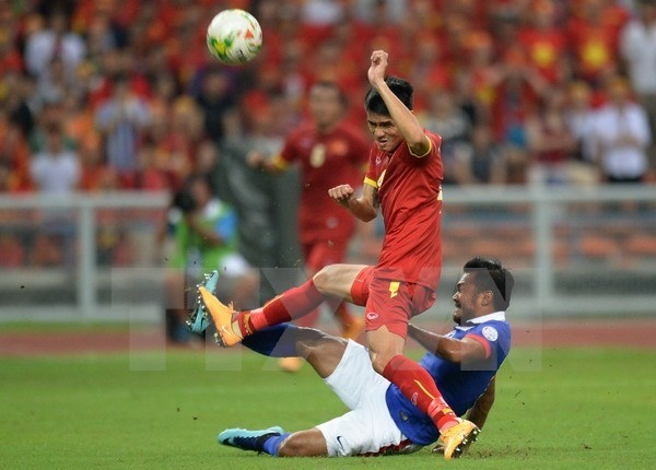 Vietnam drop to 136th in FIFA ranking hinh anh 1