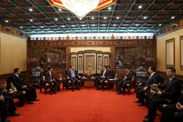 Vietnam, China agree to forge stronger security cooperation hinh anh 1