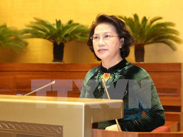 NA to approve 24 bills in 2017: top legislator hinh anh 1