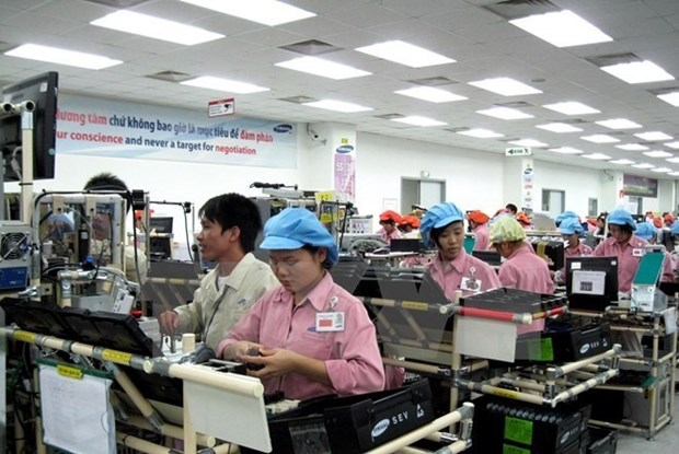 Samsung contributes 22.7 percent to Vietnam's exports hinh anh 1