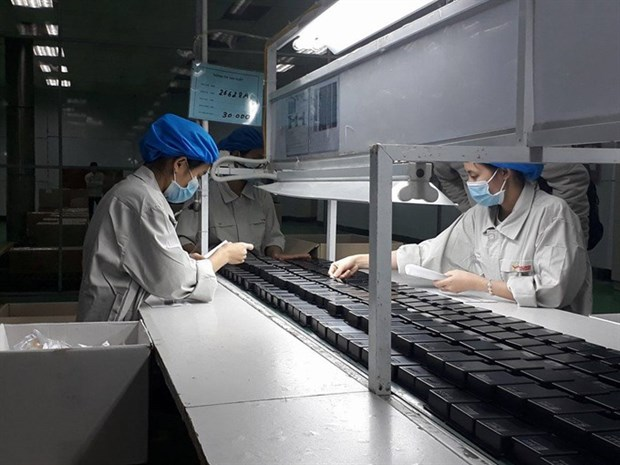 Almost 200 Vietnam firms in Samsung chain hinh anh 1