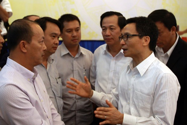 Deputy PM urges radical changes in vocational training hinh anh 1