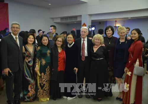OVs in New York celebrate Lunar New Year hinh anh 1
