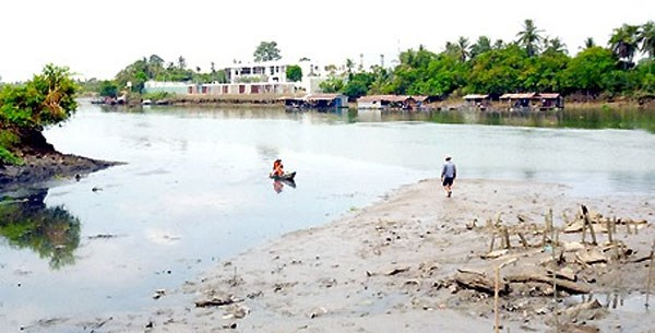 Dong Nai basin pollution worries officials hinh anh 1