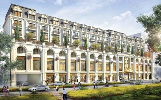 Hanoi builds six-star hotel by Hoan Kiem Lake hinh anh 1