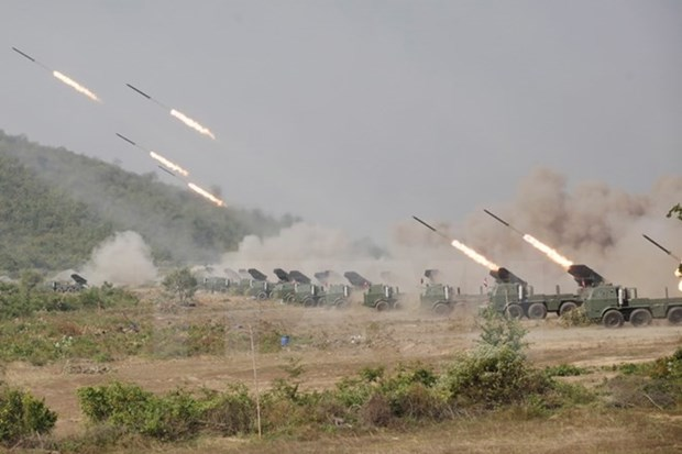 Cambodia cancels annual military drill with US hinh anh 1