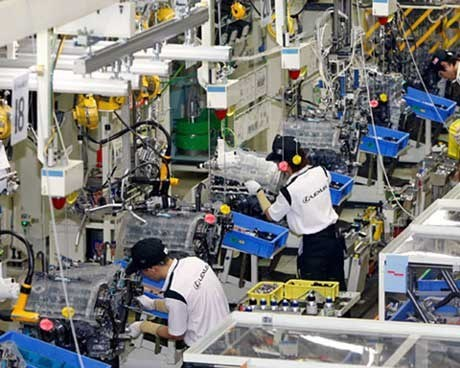 Standard Chartered: Vietnam's GDP growth to reach 6.6 pct hinh anh 1
