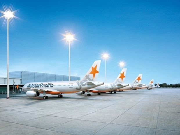 Jetstar Pacific to open Da Nang - Hong Kong route hinh anh 1