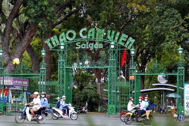 New museum, garden opens at Saigon Zoo hinh anh 1