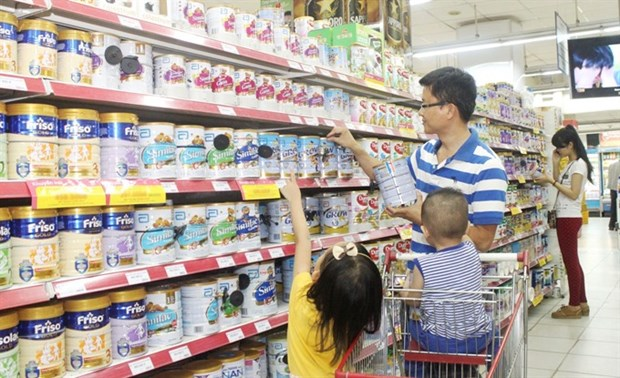 MOIT to take over control of milk formula prices hinh anh 1