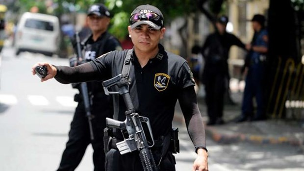 Philippines arrests three IS-supported suspects hinh anh 1