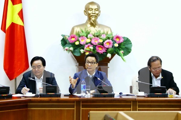 Global e-Government rankings affect national competitiveness: Deputy PM hinh anh 1