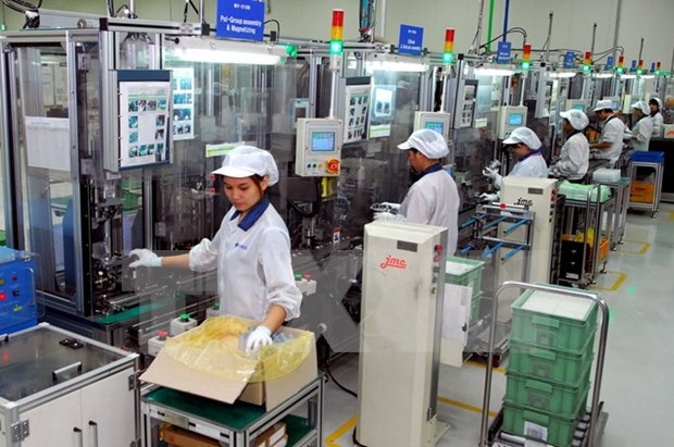 Southeastern region leads in foreign attraction hinh anh 1