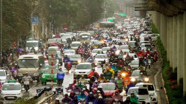 Eleven traffic hotlines ready for Tet rush hinh anh 1