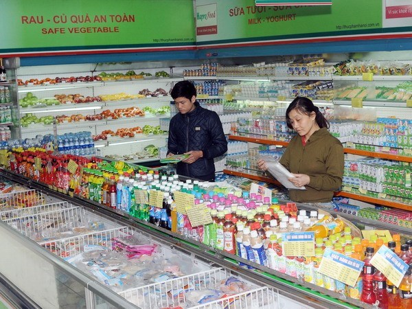 Hanoi brings Tet goods to rural areas hinh anh 1