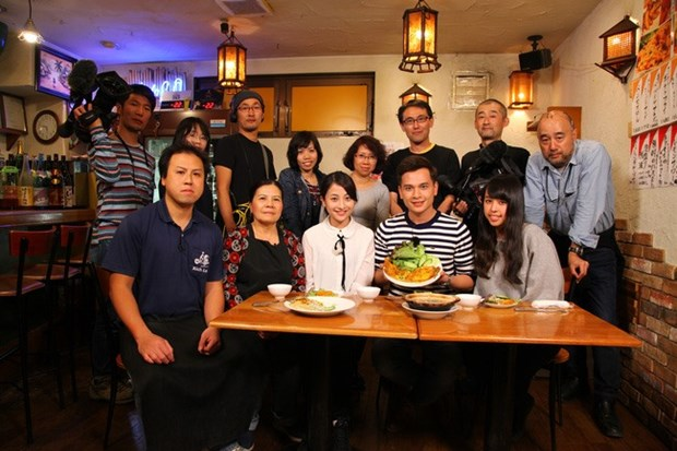 Documentary on Japan to be aired in Vietnam hinh anh 1