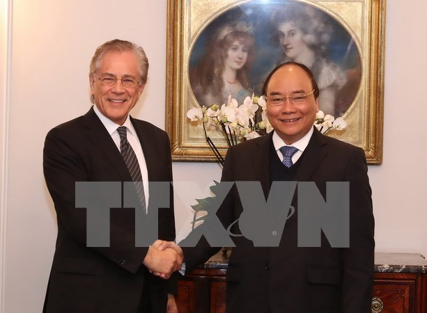 Vietnam is accelerating economic reforms: Prime Minister hinh anh 1