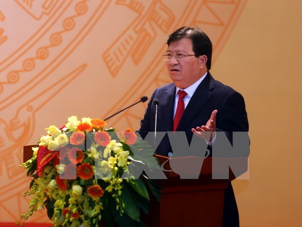 PVN asked to double efforts to fulfill 2017 targets hinh anh 1