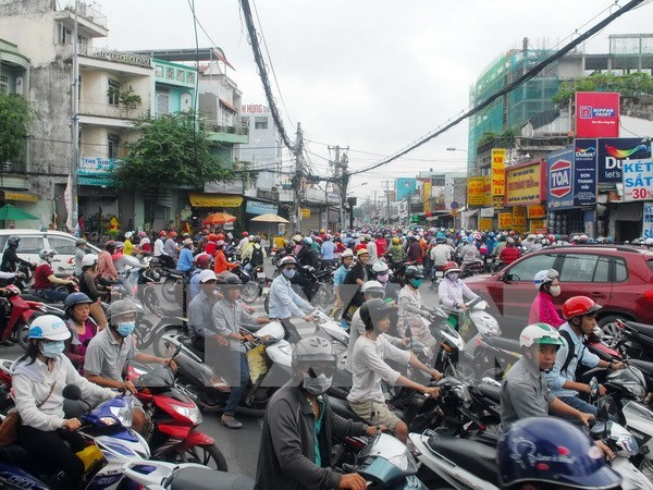 Traffic website expected to help ease traffic jams in HCM City hinh anh 1