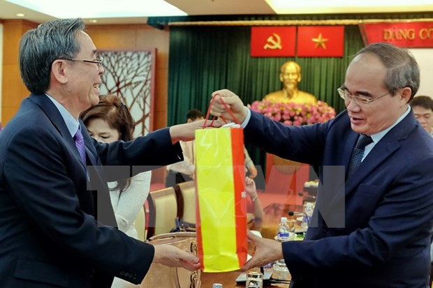Overseas Vietnamese urged to popularise traditional culture hinh anh 1