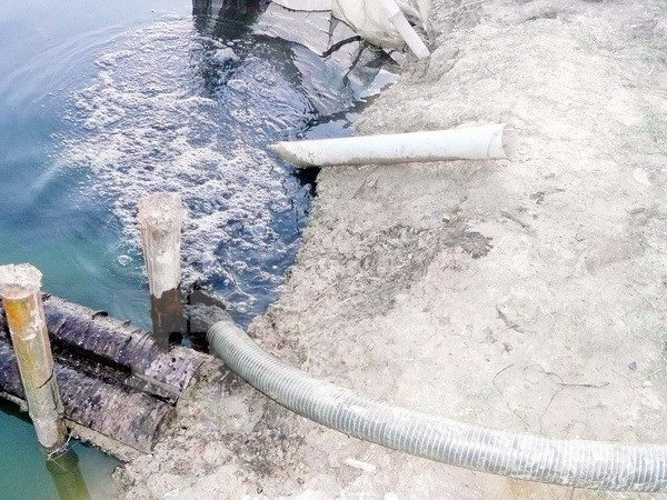 Implementation of water project to be extended hinh anh 1