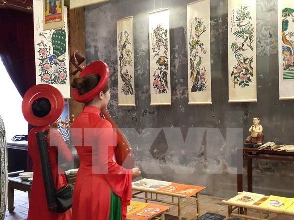 Myriad of Tet celebrations await visitors in Hanoi hinh anh 1
