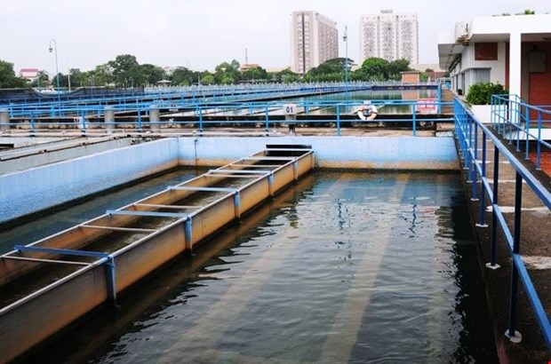 HCM City to build two additional water plants hinh anh 1