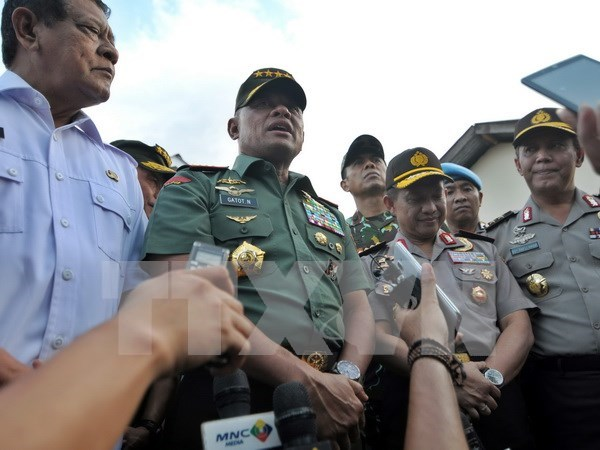 Indonesia to decentralise military commands hinh anh 1