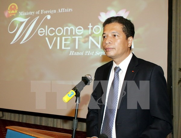 Vietnam's activities on islands in East Sea completely normal: diplomat hinh anh 1