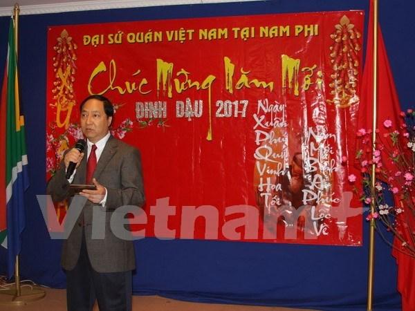 Vietnamese expatriates worldwide celebrate Lunar New Year hinh anh 1