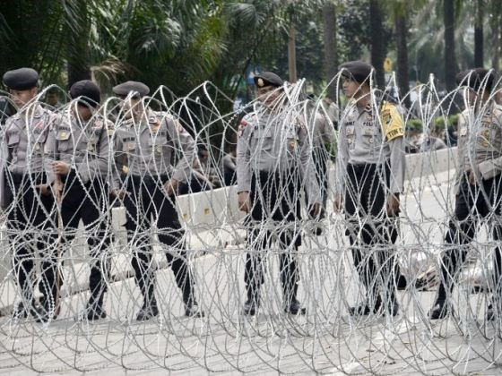 Indonesia arrests Islamic State-linked group hinh anh 1