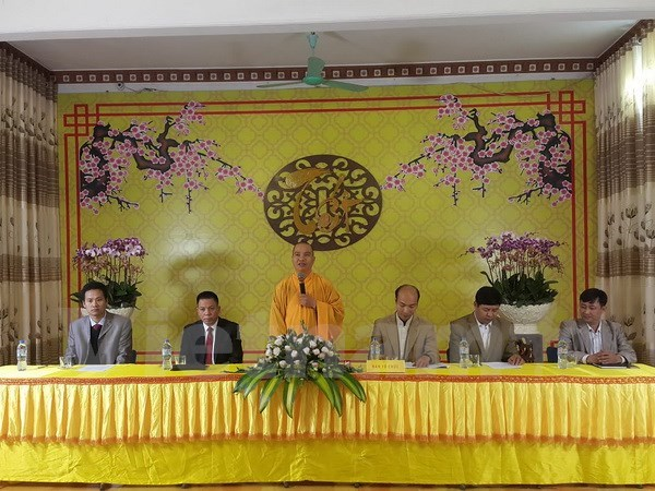 Buddhism spring festival to open in Son Tay town early February hinh anh 1