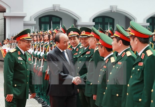 Military intelligence key force in socio-economic protection hinh anh 1