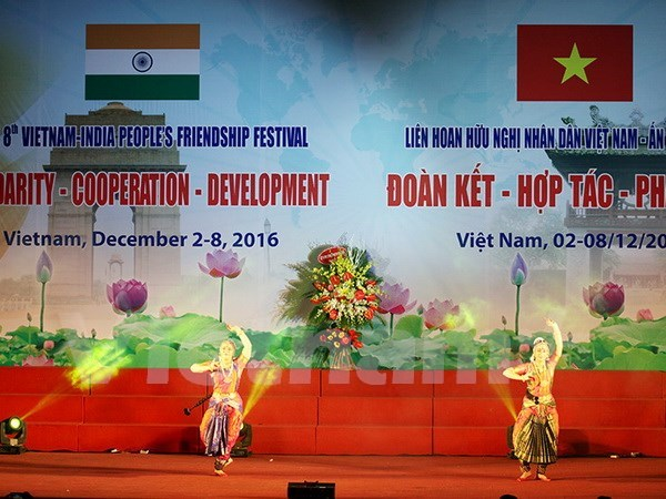 Vietnam recognises Indian organisation's contributions hinh anh 1