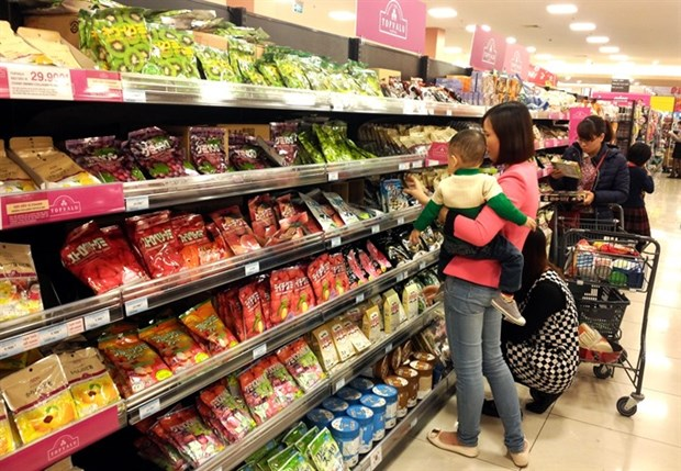 Confectionery giants face fierce Tet competition hinh anh 1