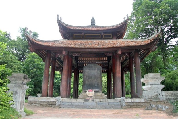 Lam Kinh National Heritage offers free entry during Tet hinh anh 1