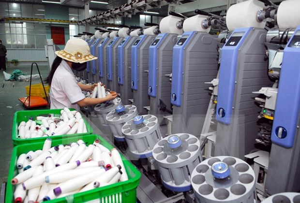 Supporting industry hoped to meet 65% of domestic demand by 2025 hinh anh 1