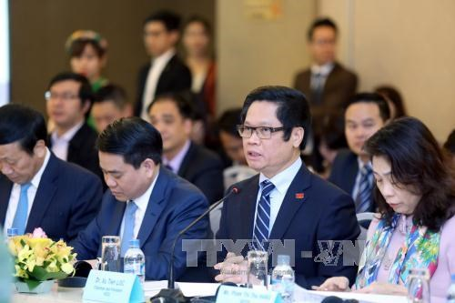 Hanoi calls for investment from Japan hinh anh 1