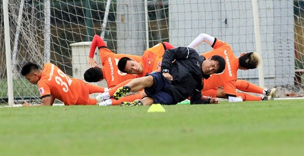 VN in Group C for AFC Asian Cup qualifier hinh anh 1