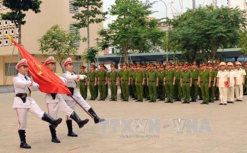 HCM City: Special crime-fighting force established hinh anh 1