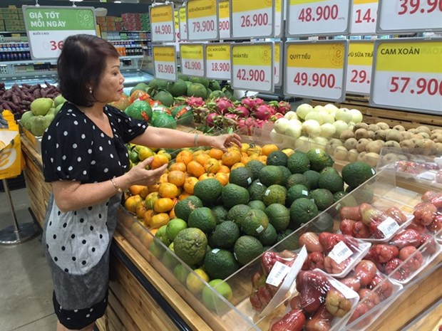 Sales of Tet items boom in HCM City hinh anh 1