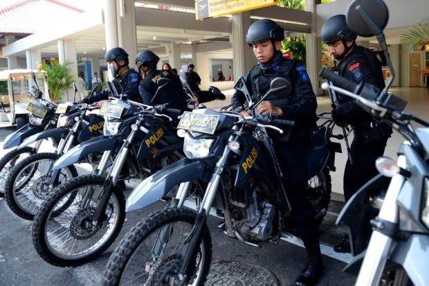 Indonesia arrests five IS-linked suspects hinh anh 1