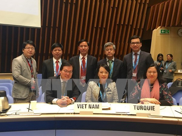 Vietnam attends 140th session of WHO Executive Board hinh anh 1