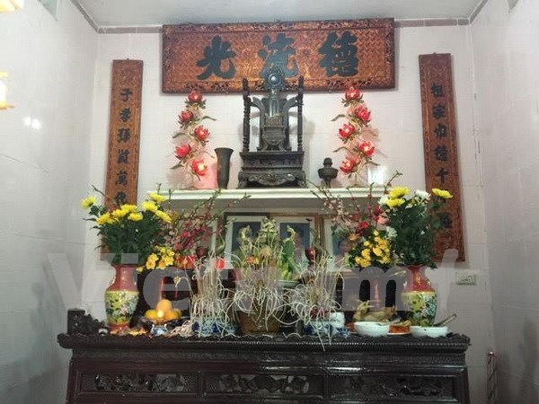 Worshipping ancestors - A fine tradition of Vietnam hinh anh 1