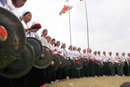 Spring festivals of ethnic minority groups hinh anh 6
