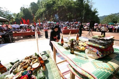 Spring festivals of ethnic minority groups hinh anh 7