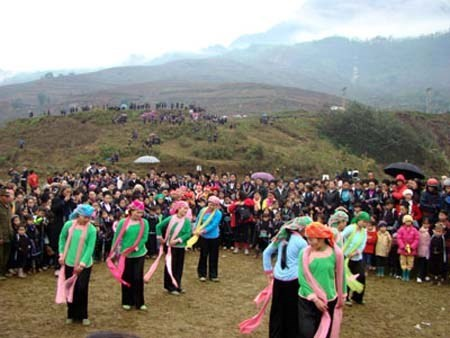 Spring festivals of ethnic minority groups hinh anh 8