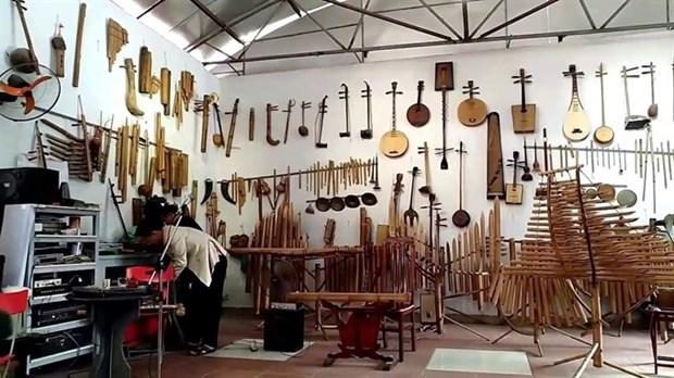 Private music museum: cultural preservation, tourist draw hinh anh 1