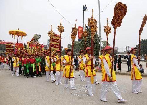 Phu Tho: Festival commemorates nation's legendary mother hinh anh 1